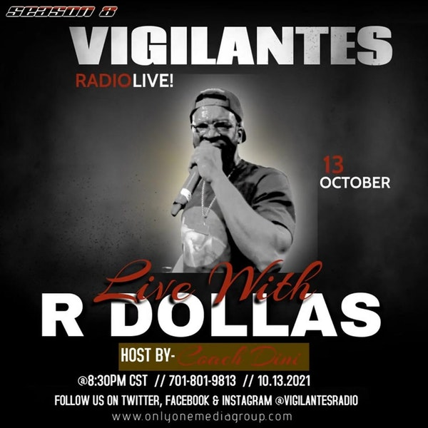 The R Dollas Interview. Image