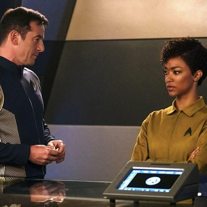 21. Star Trek: Discovery 1x03 - Context Is For Kings