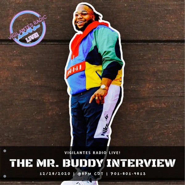 The Mr. Buddy Interview. Image