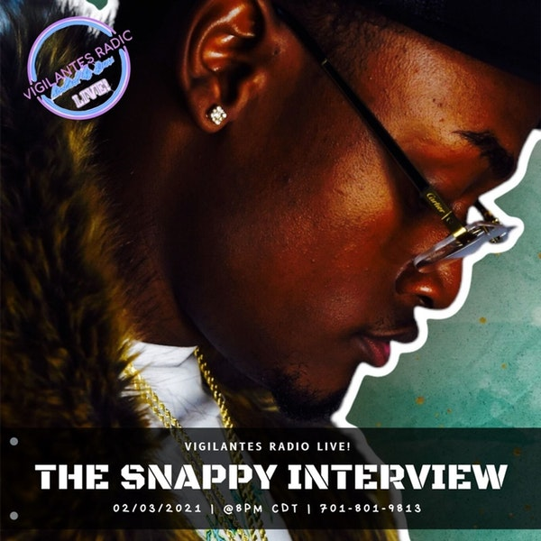The Snappy Interview. Image