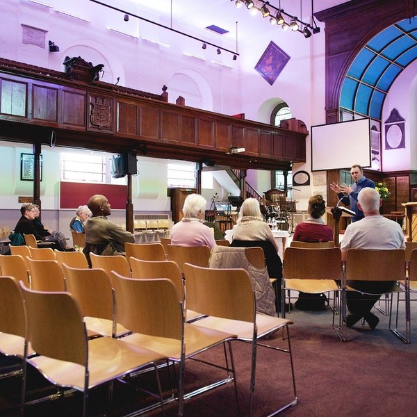 Decline in Church Attendance and What People Want Image