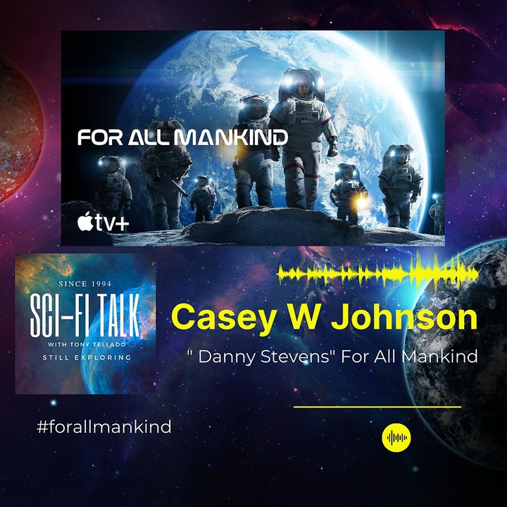 Episode image for Casey Johnson For All Mankind