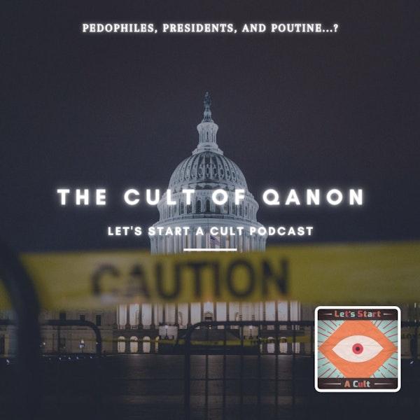 The Cult Of QAnon Image