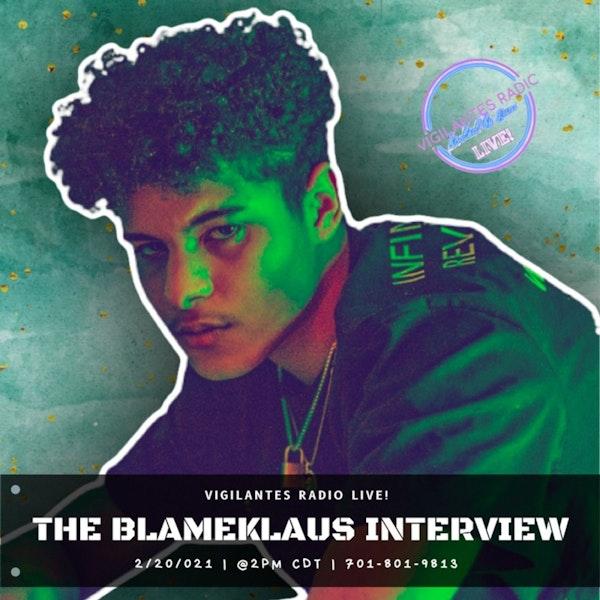 The BlameKlaus Interview. Image