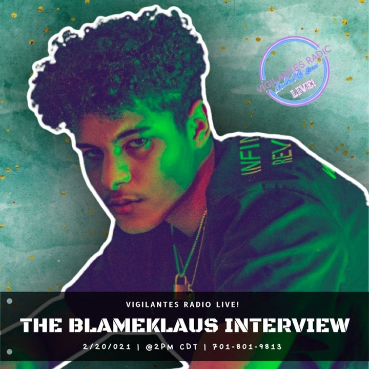 The BlameKlaus Interview.
