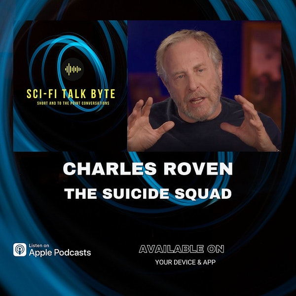 Byte Charles Roven The Suicide Squad
