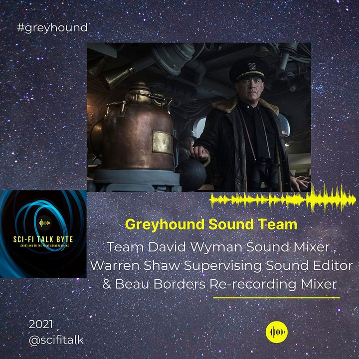 Byte Greyhound Sound Team