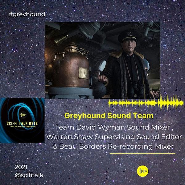 Byte Greyhound Sound Team Image