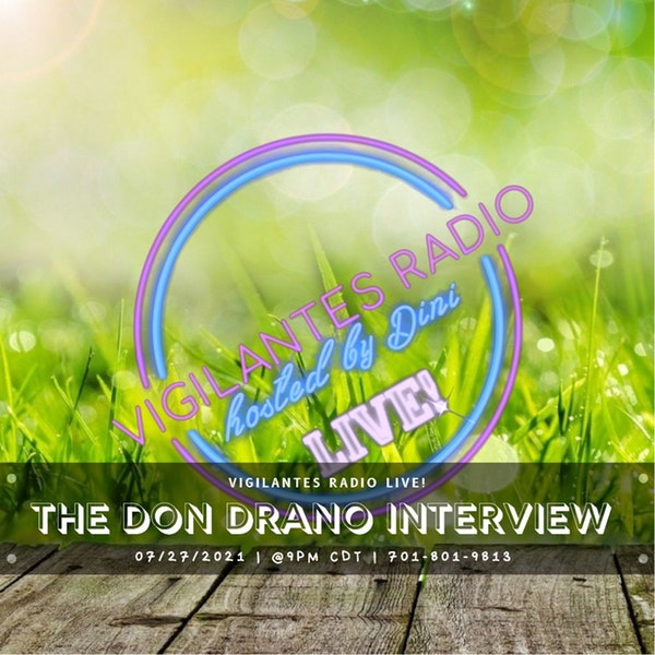 The Don Drano Interview. Image