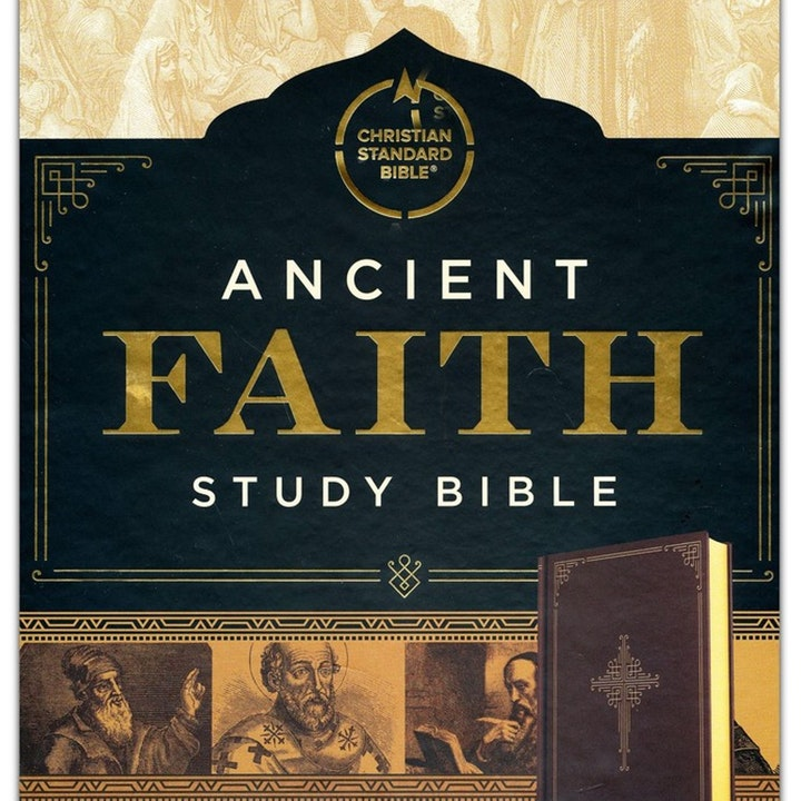 Ancient Faith Study Bible Unboxing