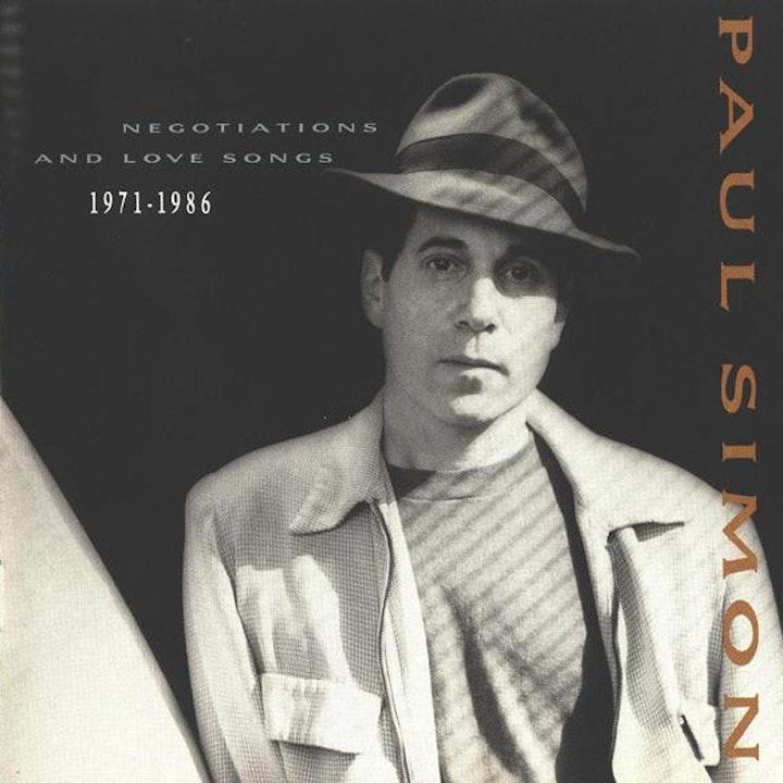 Negotiations and Love Songs: Paul Simon with Ian Garfield