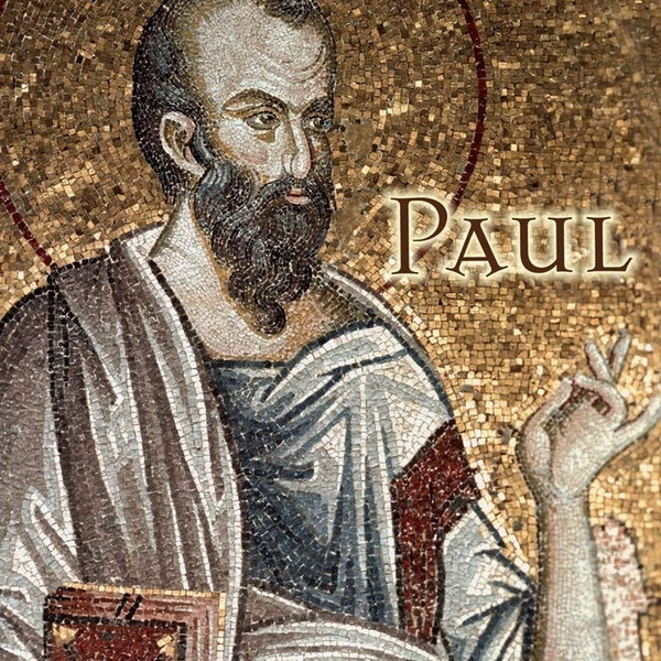 The New Perspective on Paul Image