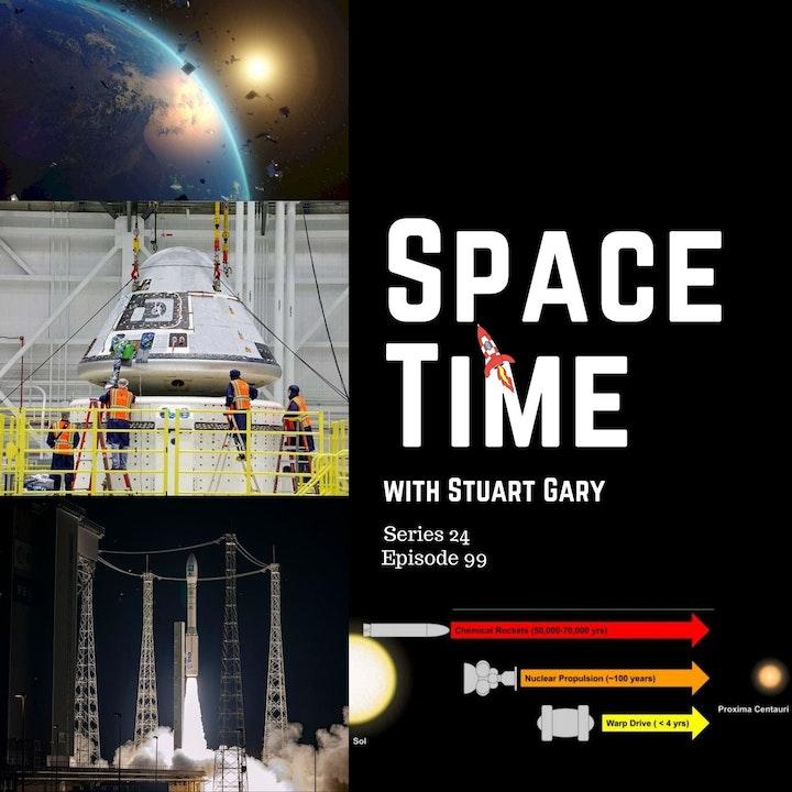 Episode image for Space Junk Destroys Satellite
