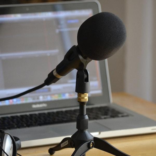 Podcasting Audible and Edifi Image