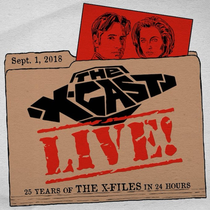 283. BONUS: The X-Cast Live - Hour 1 (9am-10am)