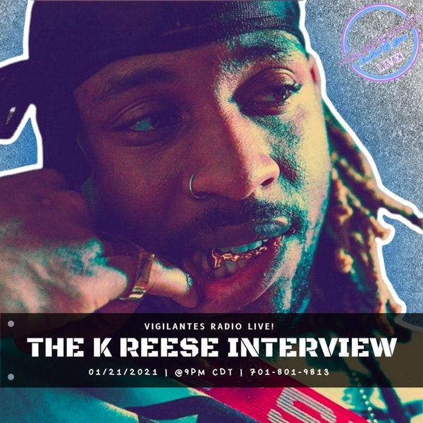 The K Reese Interview. Image