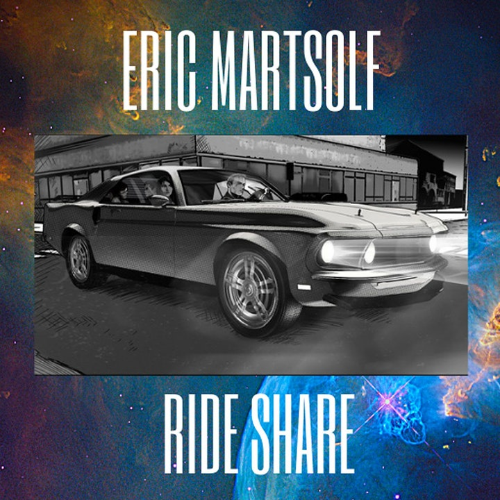Eric Martsolf Ride Share