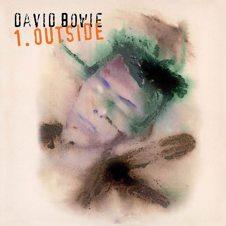 Outside: David Bowie with Lee Chrimes
