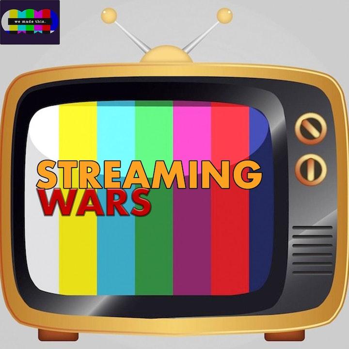 STREAMING WARS - Episode 1: Watchmen / His Dark Materials / V-Wars