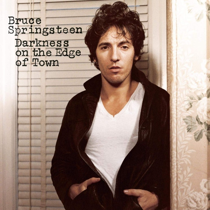 Darkness on the Edge of Town: Bruce Springsteen with Carl Sweeney