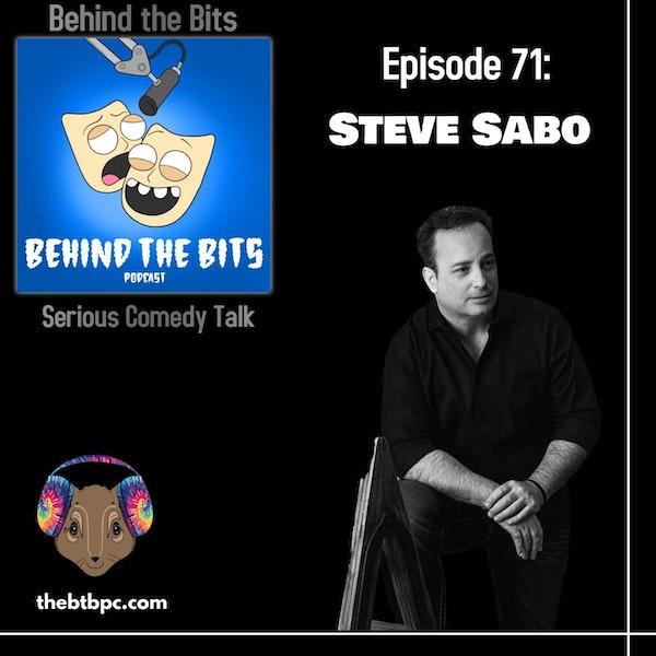 Episode 71: Steve Sabo Image