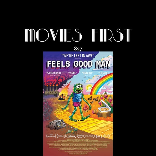 Feels Good Man (Comedy, Documentary) (the @MoviesFirst review)