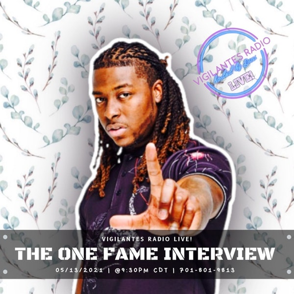 The One Fame Interview. Image
