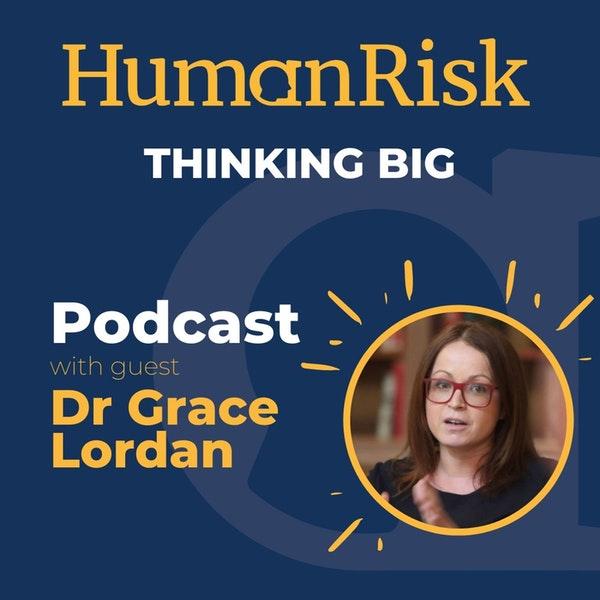 Dr Grace Lordan on Thinking Big - how Behavioural Science can help us plan for the future Image