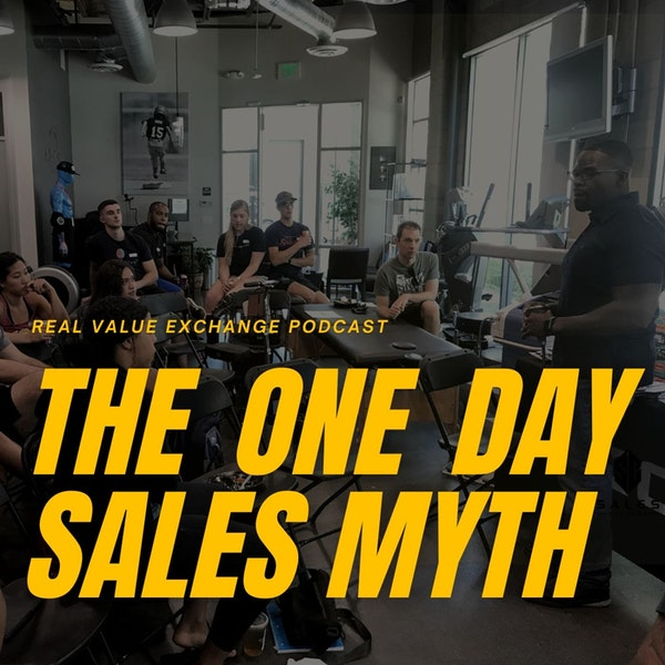 132. The One Day Myth for Startups & Novice Sales Professionals Image