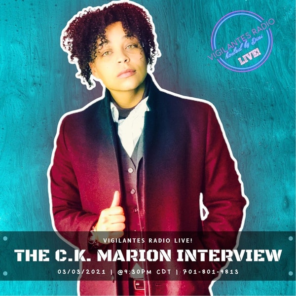 The C.K. Marion Interview. Image