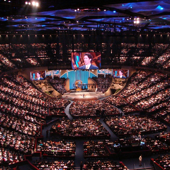 Christian Celebrity and the Evangelical Industrial Complex