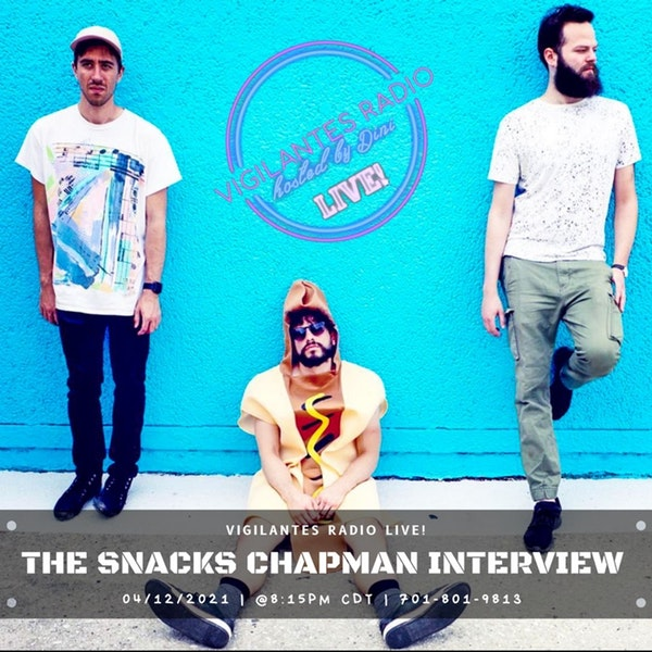The Snacks Chapman Interview. Image
