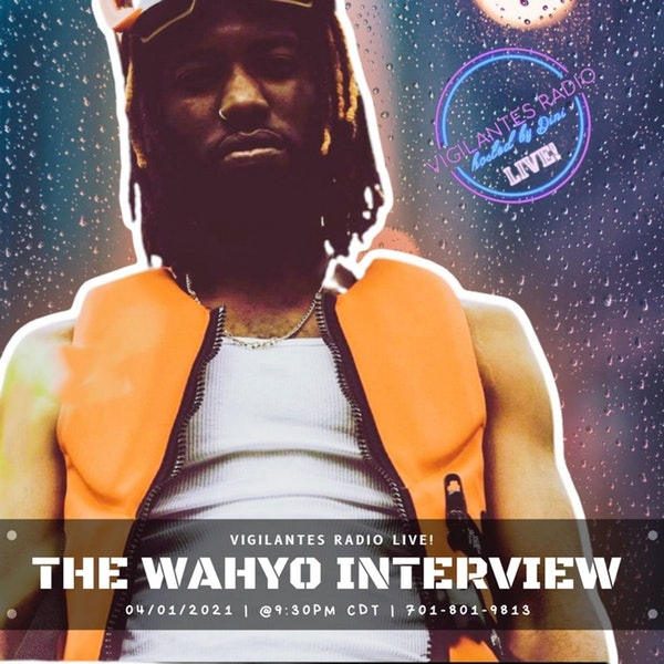 The Wahyo Interview. Image