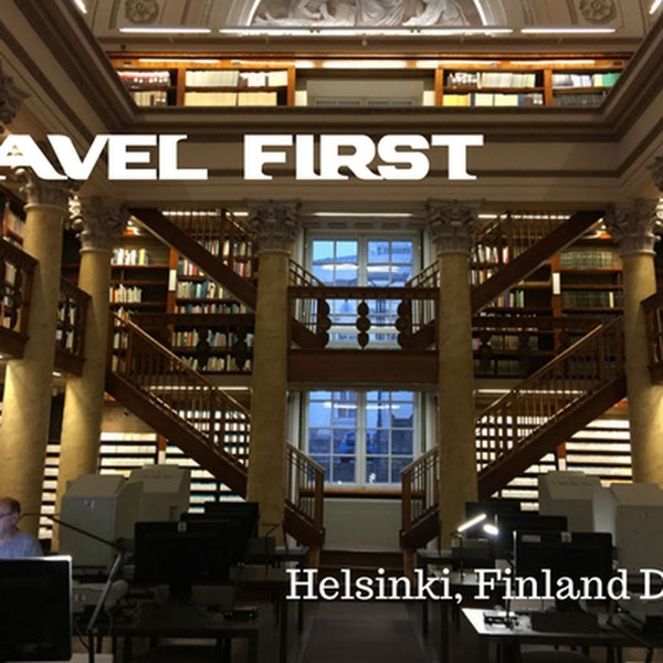55: Helsinki, Finland Day 3