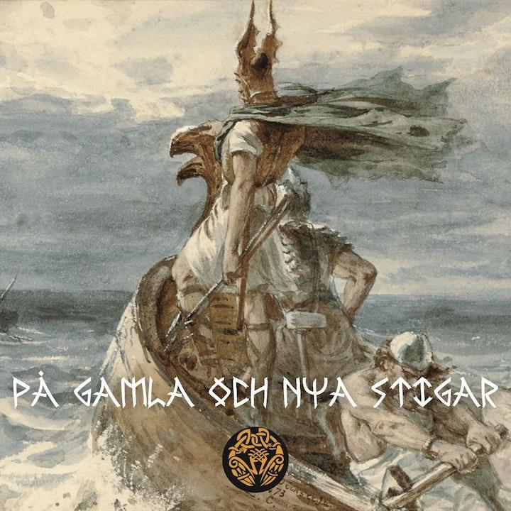 22. Njals saga - en mäktig islänningsaga om starka män, sturska kvinnor och fruktansvärd släktfejd