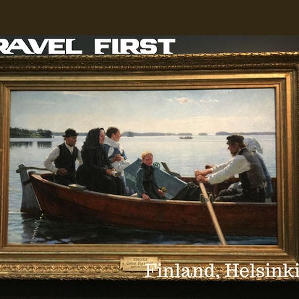 53: Helsinki, Finland Day 1