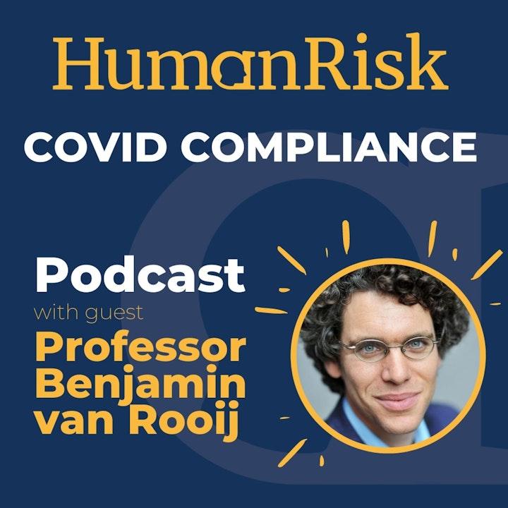 Professor Benjamin van Rooij on COVID Compliance