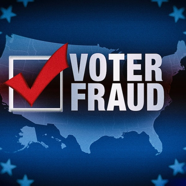 The Election Voter Fraud and Truth Image