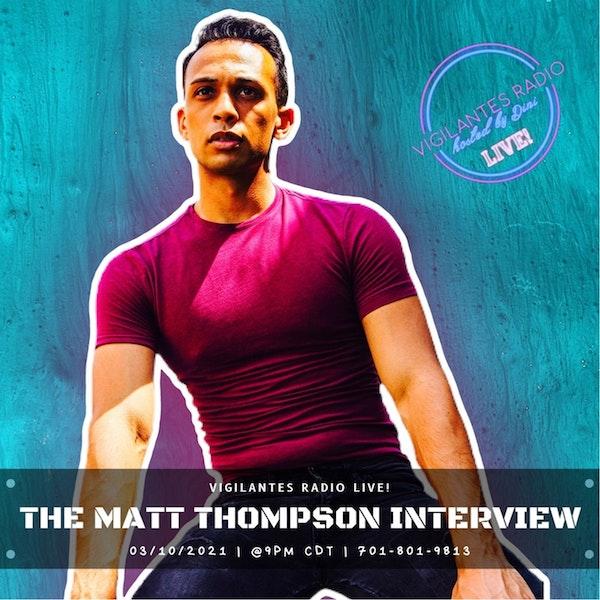 The Matt Thompson Interview. Image