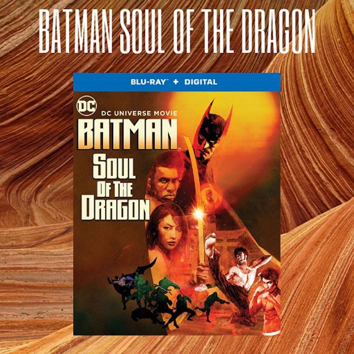 Episode image for Batman Soul Of The Dragon