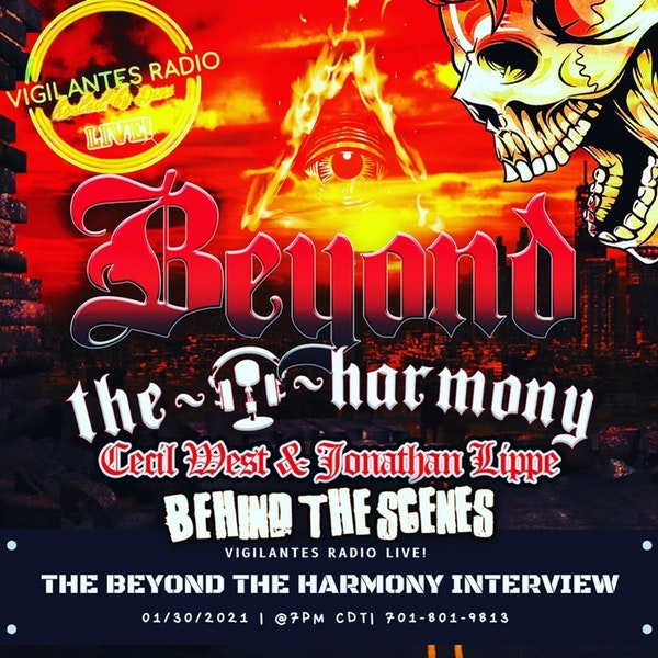 The Beyond the Harmony Interview PT2. Image