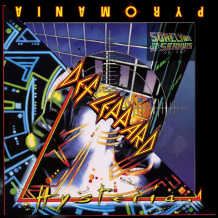 Hysteria vs Pyromania  - Which Def Leppard Album is the Best?