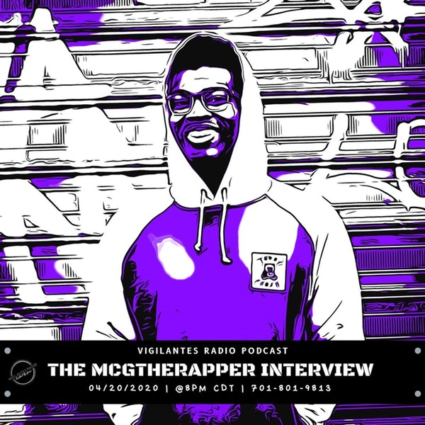 The MCGtherapper Interview. Image