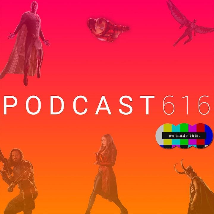 1. Podcast-616: A Marvel Universe Primer
