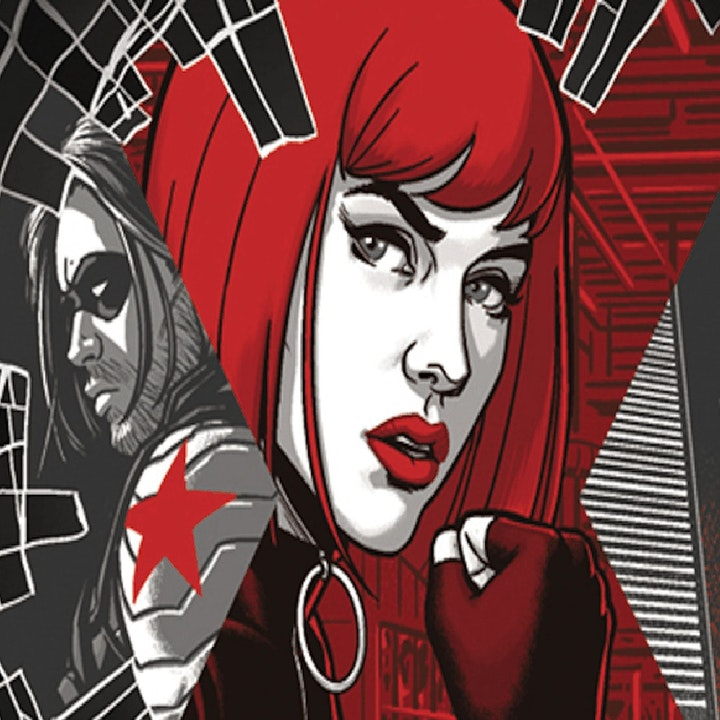 Episode image for Black Widow On Serial Box