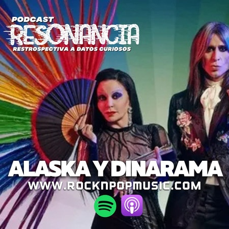 Resonancia #012 Alaska y Dinarama Image