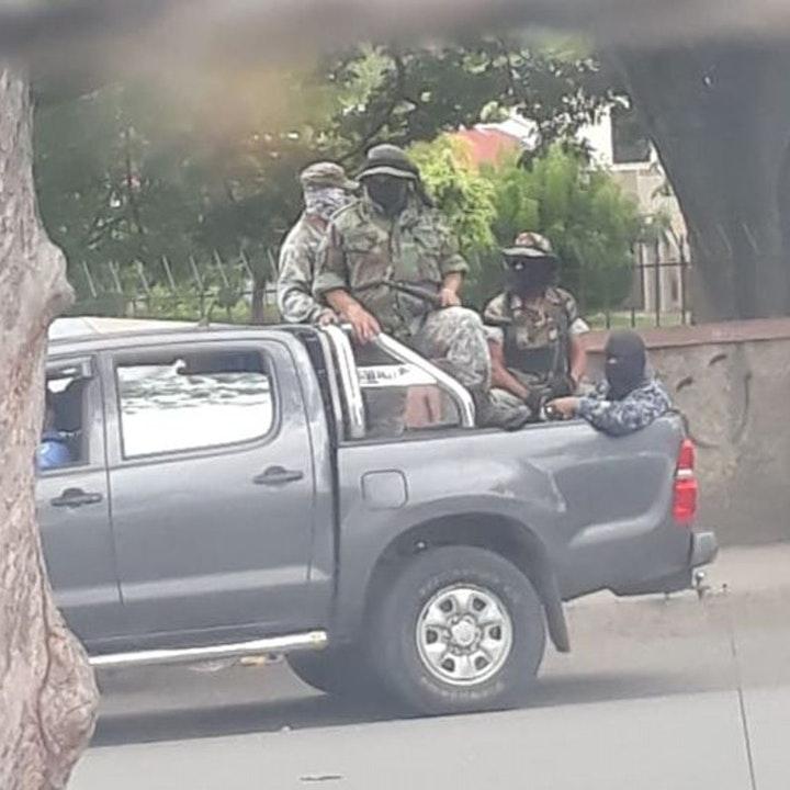 ENTREVISTA   Estado compró 122 camionetas en 2018 en el contexto de la represión