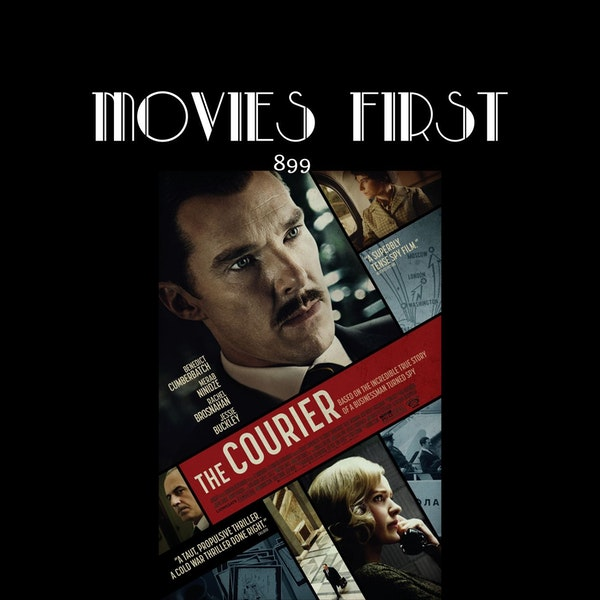 The Courier (Thriller) (the @MoviesFirst review) Image