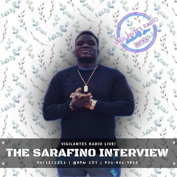 The Sarafino Interview. Image