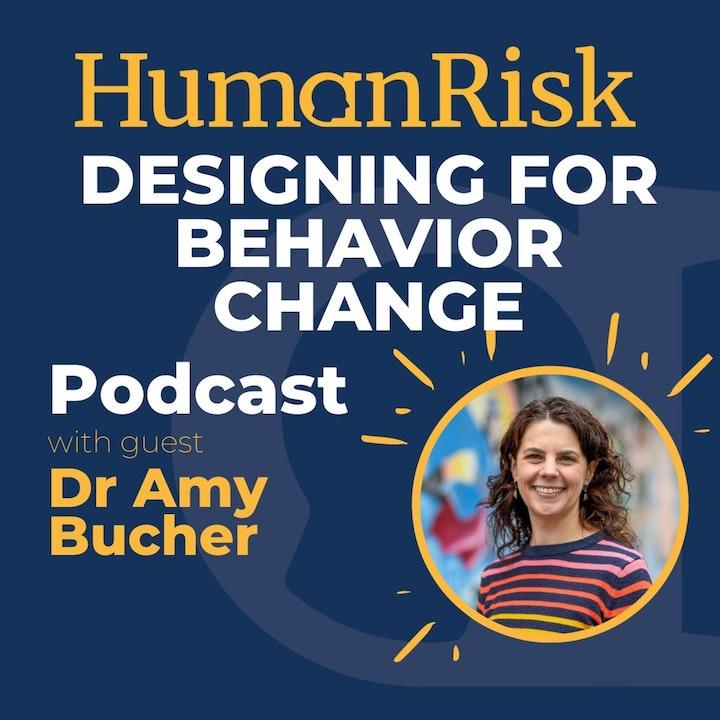 Dr Amy Bucher on using design to help change behaviour